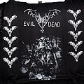 Mortem - TShirt or Longsleeve - Mortem - evil dead  demo 1989