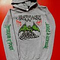 Massacre - Hooded Top - MASSACRE - Infestation of Death