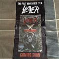 Slayer - Live Intrusion Poster Other Collectable