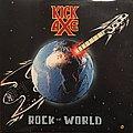 Kick Axe - Rock the World Tape / Vinyl / CD / Recording etc