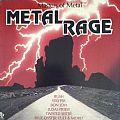 Various Artists - Masters of Metal: Metal Rage