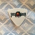Halloween - George Neal's bass plectrum  Other Collectable