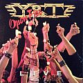 Y&T - Open Fire (Signed by Dave Meniketti)