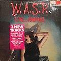 W.A.S.P. - Live Animal Tape / Vinyl / CD / Recording etc