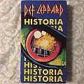 Def Leppard - Historia VHS