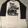 Thin Lizzy - Trouble Boys longsleeve shirt