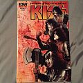KISS - Kiss (Issue #1): Dressed to Kill, Part 1 (Alternate Cover)