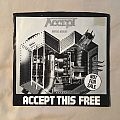 Accept - Accept This Free Tape / Vinyl / CD / Recording etc