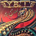 Y&T - Mean Streak (Signed by Dave Meniketti)