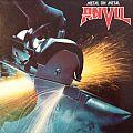 Anvil - Tape / Vinyl / CD / Recording etc - Anvil - Metal on Metal