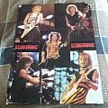 Scorpions - Other Collectable - Scorpions Poster For Judas Priestess