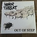 Minor Threat - Out of Step (Signed by Ian MacKaye)