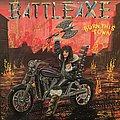 Battleaxe - Tape / Vinyl / CD / Recording etc - Battleaxe - Burn This Town
