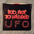 "UFO - ""Too Hot to Handle"" (Promo Copy)"