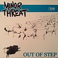 Minor Threat - Out of Step (2007 Reissue)