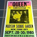 Queen Concert Poster