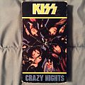 KISS - Crazy Nights VHS