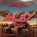 Moxy - Ridin' High (Promo Copy) Tape / Vinyl / CD / Recording etc