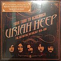 Uriah Heep - Your Turn to Remember: The Definitive Anthology 1970-1990 Tape / Vinyl / CD / Recording etc