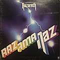 Nazareth - Razamanaz Tape / Vinyl / CD / Recording etc