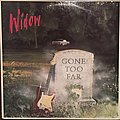 Widow - Gone Too Far (Promo Copy) Tape / Vinyl / CD / Recording etc