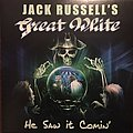 Jack Russell's Great White - He Saw it Comin' Tape / Vinyl / CD / Recording etc