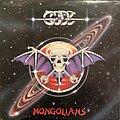 The Godz - Tape / Vinyl / CD / Recording etc - The Godz - Mongolians