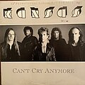 "Kansas - Tape / Vinyl / CD / Recording etc - Kansas - ""Can't Cry Anymore"""