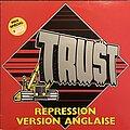 Trust - Tape / Vinyl / CD / Recording etc - Trust - Repression (Version Anglaise)