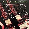"GTR - Tape / Vinyl / CD / Recording etc - GTR - ""When the Heart Rules the Mind"" (Promo Copy)"