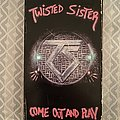 Twisted Sister - Tape / Vinyl / CD / Recording etc - Twisted Sister - Come Out and Play VHS