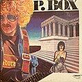 P. Box - Tape / Vinyl / CD / Recording etc - P. Box - P. Box