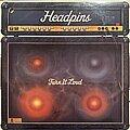 Headpins - Tape / Vinyl / CD / Recording etc - Headpins - Turn it Loud