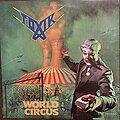 Toxik - Tape / Vinyl / CD / Recording etc - Toxik - World Circus