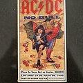 AC/DC - Tape / Vinyl / CD / Recording etc - AC/DC - No Bull VHS