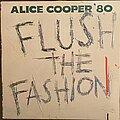 Alice Cooper - Tape / Vinyl / CD / Recording etc - Alice Cooper - Flush the Fashion