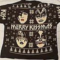 Kiss - TShirt or Longsleeve - KISS - Merry KISSmas shirt