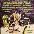 PAPSMEAR - Tape / Vinyl / CD / Recording etc - Various Artists - Speed Metal Hell Volume 3