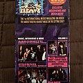 Aerosmith - Tape / Vinyl / CD / Recording etc - Various Artists - Hard N Heavy Volume 8 VHS