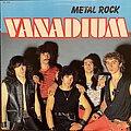Vanadium - Tape / Vinyl / CD / Recording etc - Vanadium - Metal Rock