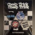 Cheap Trick - Pin / Badge - Cheap Trick - Button badges