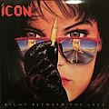 Icon - Right Between the Eyes Tape / Vinyl / CD / Recording etc