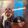 Bitches Sin - Tape / Vinyl / CD / Recording etc - Various Artists - 12 Commandments in Metal