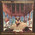 Magnum - Kingdom of Madness (Promo Copy) Tape / Vinyl / CD / Recording etc