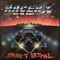 Racer X - Street Lethal Tape / Vinyl / CD / Recording etc