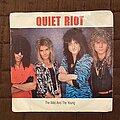 "Quiet Riot - Tape / Vinyl / CD / Recording etc - Quiet Riot - ""The Wild and the Young"""