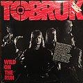 Tobruk - Wild on the Run (Promo Copy) Tape / Vinyl / CD / Recording etc