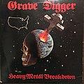 Grave Digger - Heavy Metal Breakdown (Promo Copy) Tape / Vinyl / CD / Recording etc