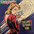Duke Jupiter - Tape / Vinyl / CD / Recording etc - Duke Jupiter - The Line of Your Fire (Promo Copy)