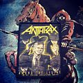 Anthrax Among The Living (vintage) Other Collectable